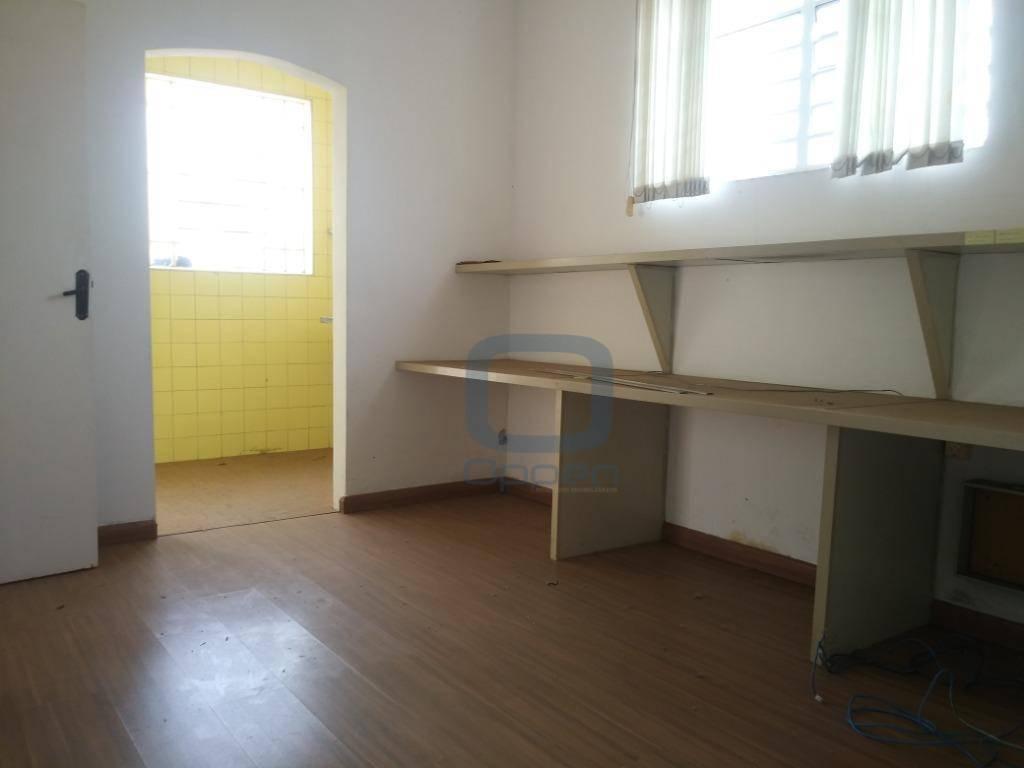 Casa de fundos com 2 dormitórios para alugar por R$ 1.150/mês - Botafogo - Campinas/SP