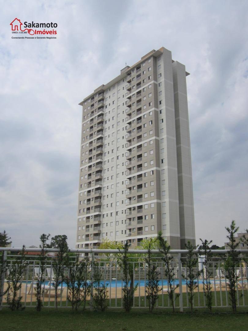 Apartamento residencial para venda e locação, Jardim São Carlos, Sorocaba.