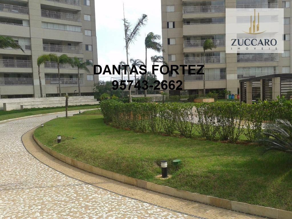 Apartamento de 4 dormitórios à venda em Vila Augusta, Guarulhos - SP