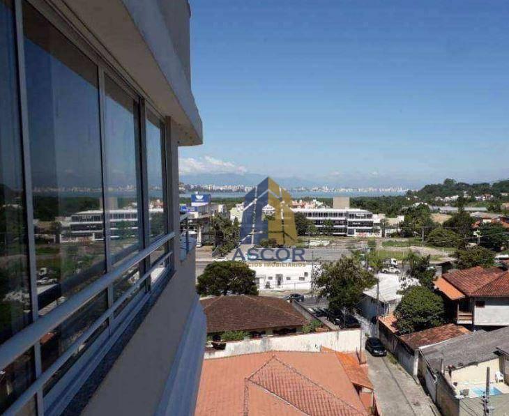 Apartamento com 3 dormitórios à venda, 89 m² - Saco Grande - Florianópolis/SC
