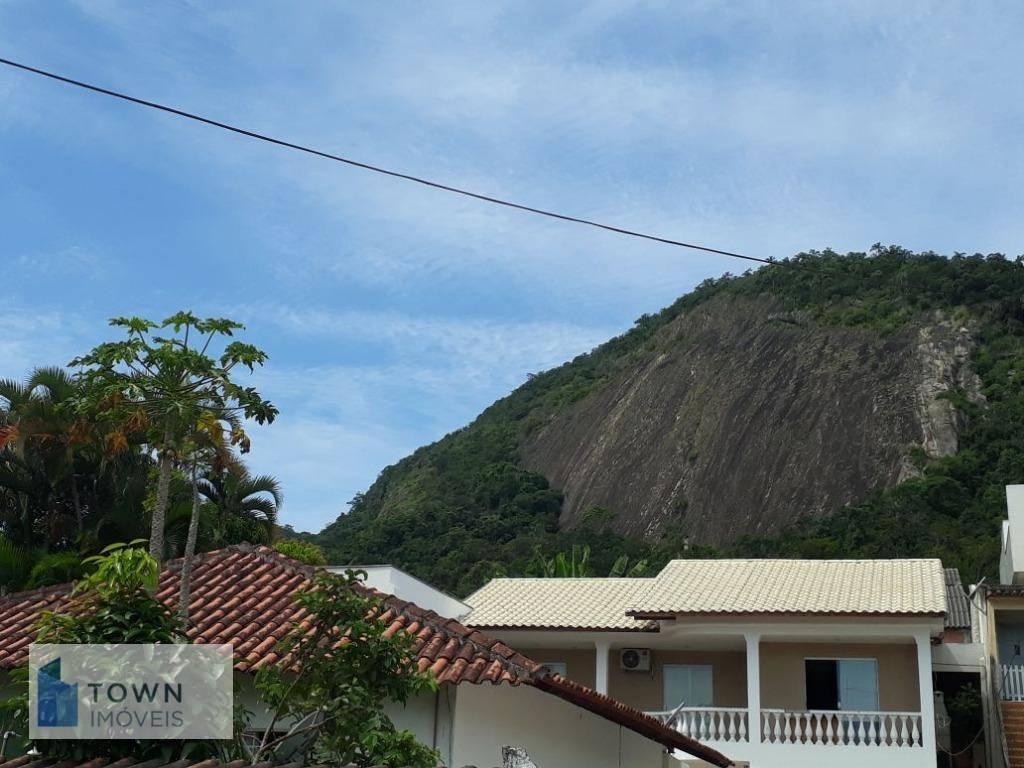 Casa com 3 dormitórios à venda por R$ 475.000 - Itaipu - Niterói/RJ
