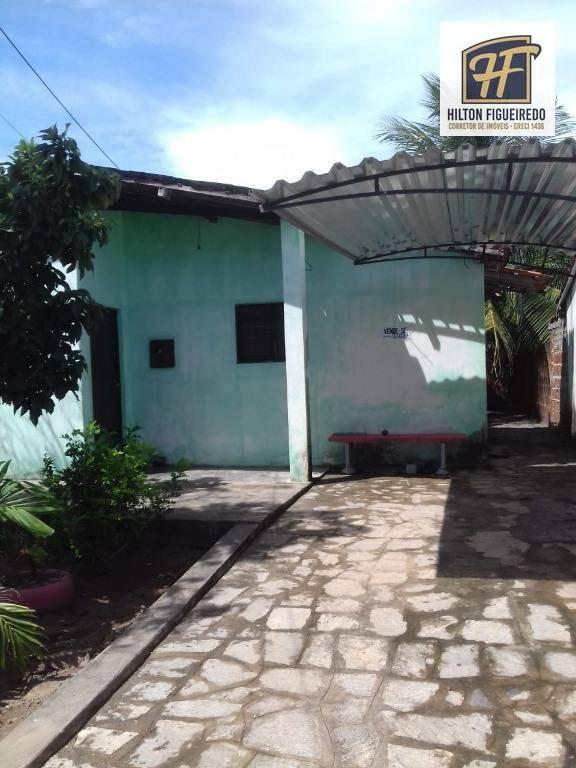 vendo casa em mangabeira