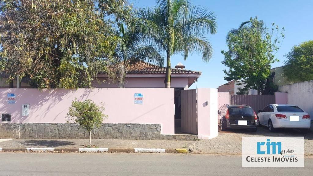 Casa residencial à venda, Centro, Cerquilho, Aceita Permuta por imóveis em Boituva.