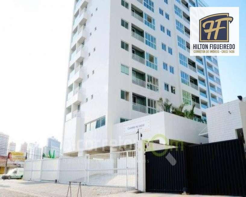 Apartamento com 3 dormitórios para alugar, 85 m² por R$ 3.000/mês - Cabo Branco - João Pessoa/PB