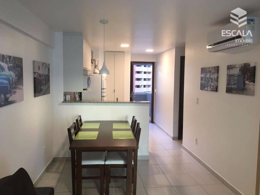 Apartamento para Locação - Meireles