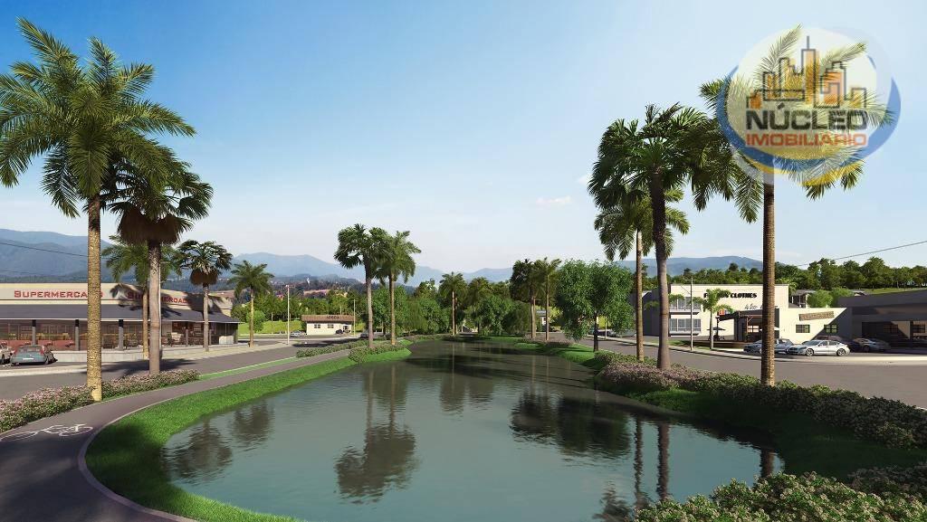 Terreno em condomínio à venda, 266 m² por R$ 104.668,00