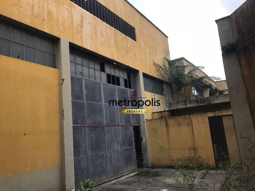 Terreno à venda, 2640 m² por R$ 7.500.000 - Campestre - Santo André/SP
