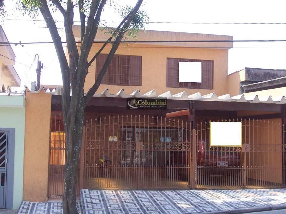 Sobrado à venda, 155 m² - Jardim Santa Cristina - Santo André/SP