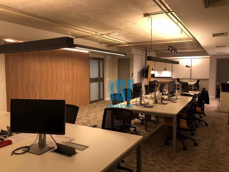 Conjunto à venda, 102 m² por R$ 1.050.000 - Perdizes - São Paulo/SP - CJ0017.