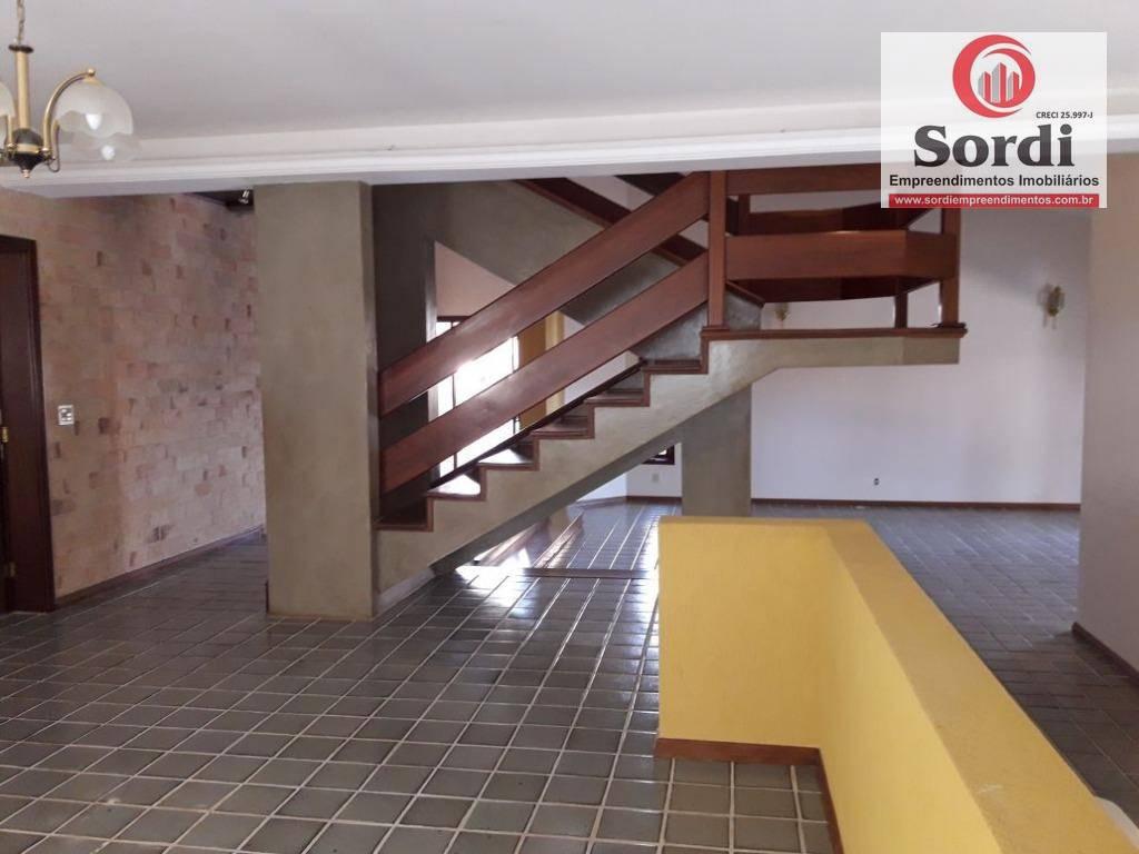 Sobrado com 4 dormitórios à venda, 390 m² por R$ 1.500.000 - Jardim Canadá - Ribeirão Preto/SP