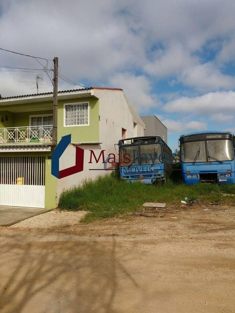 Terreno à venda, 429 m² - Atuba - Colombo/PR