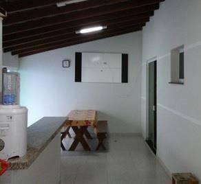 Casa 3 Dorm, Condomínio Campos do Conde, Paulinia (CA1585) - Foto 17