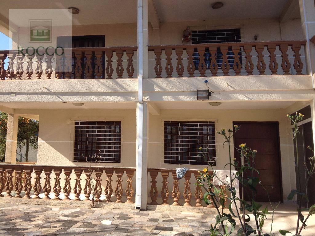 Sobrado residencial à venda, Centro Industrial Mauá, Colombo