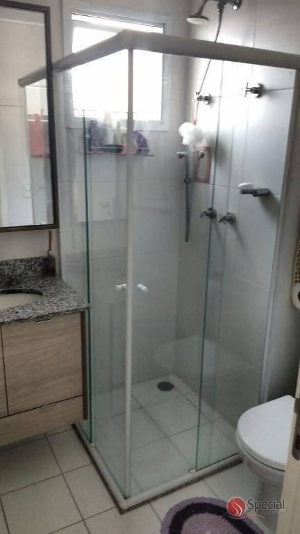 Apartamento de 3 dormitórios à venda em Jardim Piqueroby, São Paulo - SP