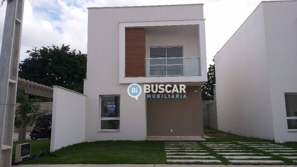 Casa com 3 dormitórios à venda, 122 m² por R$ 495.000 - Sim - Feira de Santana/BA