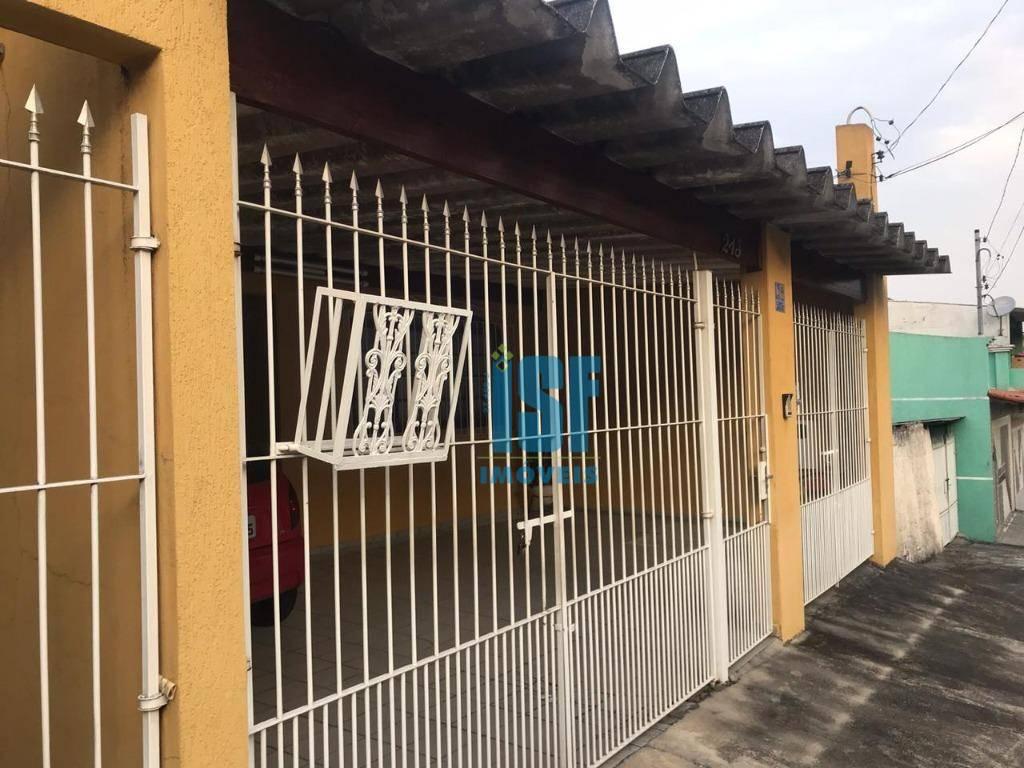 Casa à venda, 243 m² por R$ 639.000,00 - Jardim das Flores - Osasco/SP