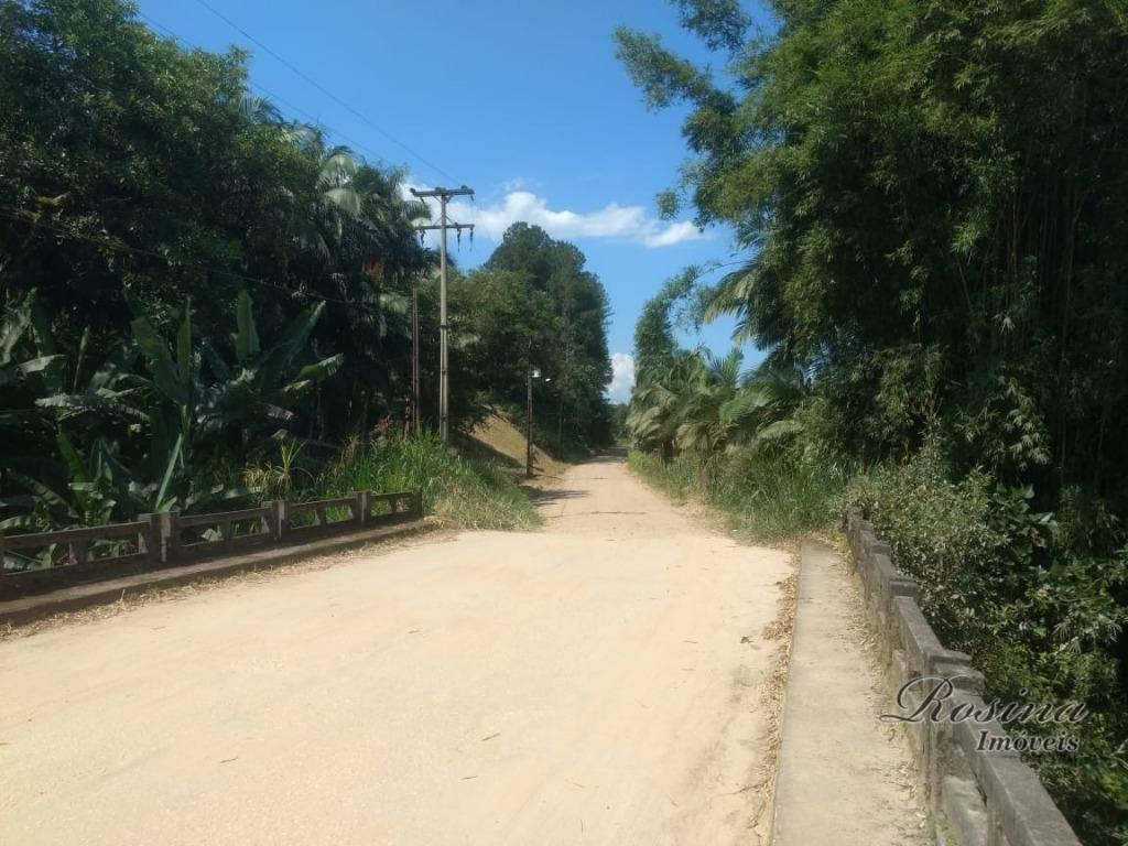 ótimo terreno medindo 22.290,00 metros localizado no lugar denominado como fortaleza, estrada do anhaia (ao lado...