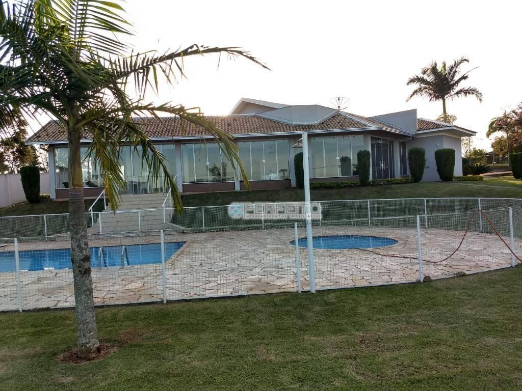 Chácara com 3 dormitórios à venda, 7200 m² por R$ 1.300.000,00 - Pinheiros - Londrina/PR