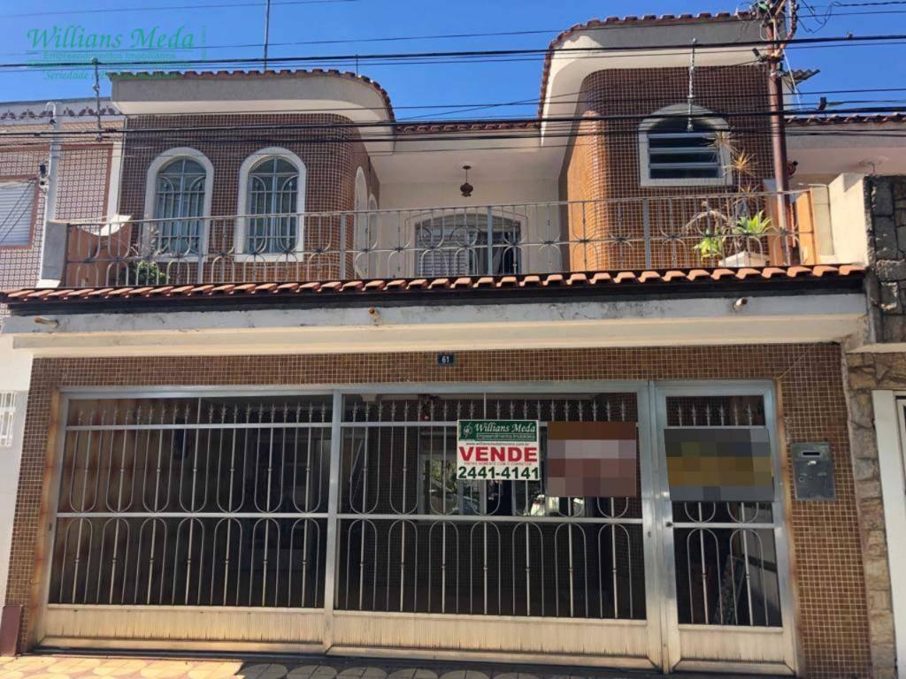 Sobrado com 3 dormitórios (1 suíte) à venda, 189 m² por R$ 650.000 - Vila Augusta - Guarulhos/SP