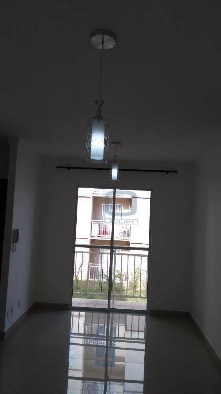 Apartamento com 3 dormitórios à venda/ locação, 51 m² por R$ 250.000 - Parque Prado - Campinas/SP