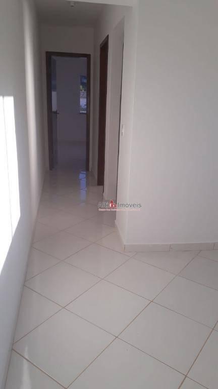 Apartamento residencial à venda, Jardim Colúmbia, Colombo - AP0413.
