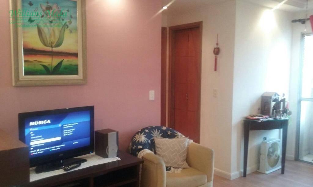 Apartamento com 2 dormitórios à venda, 52 m² por R$ 250.000 - Gopoúva - Guarulhos/SP