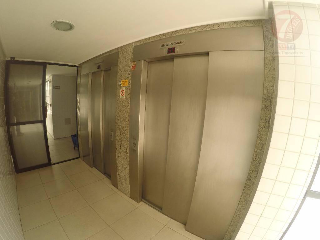Apartamento residencial para venda e locação, Tambauzinho, J