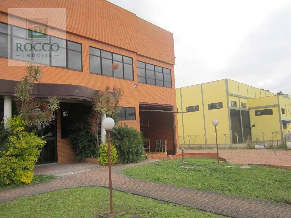 Barracão comercial para locação, Afonso Pena, São José dos P