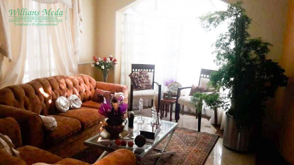 Sobrado à venda, 432 m² por R$ 1.550.000,00 - Vila Rosália - Guarulhos/SP