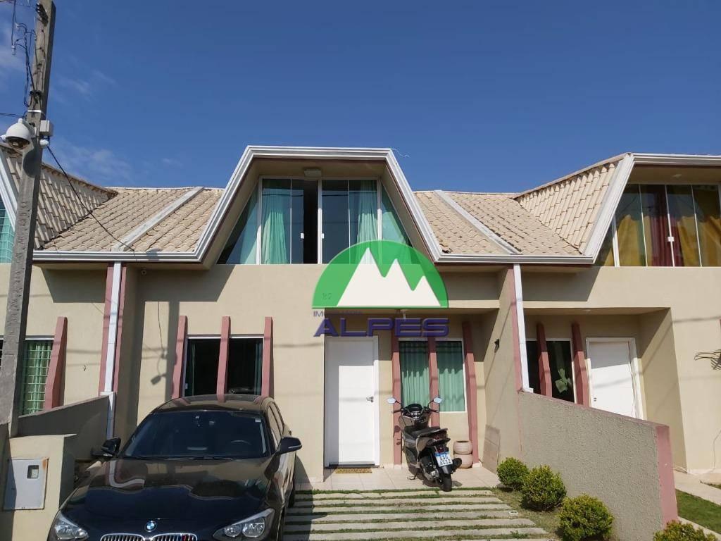 Sobrado com 3 dormitórios à venda, 140 m² por R$ 380.000,00 - Estados - Fazenda Rio Grande/PR