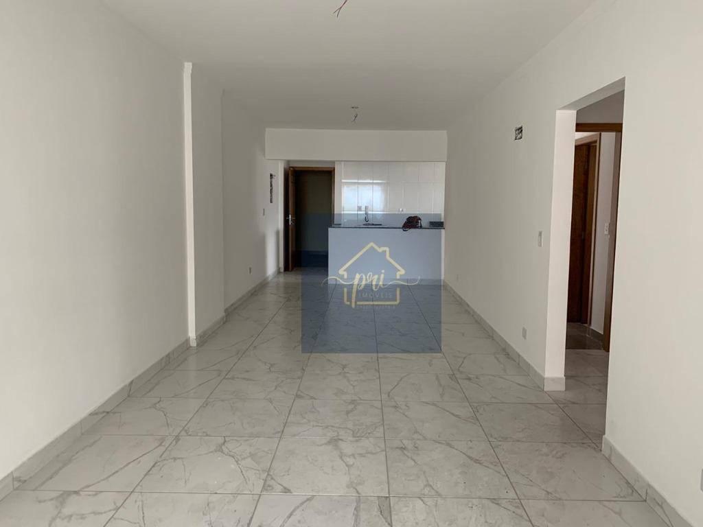 Apartamento à venda, 125 m² por R$ 490.000,00 - Canto do Forte - Praia Grande/SP