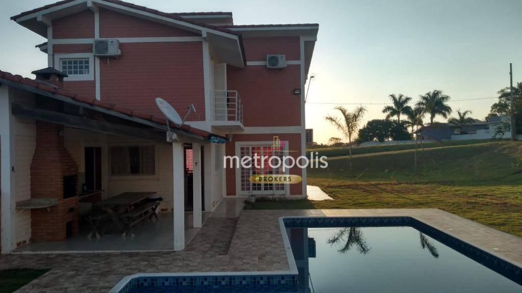 Casa residencial à venda, Condominio ninho verde, Porangaba.