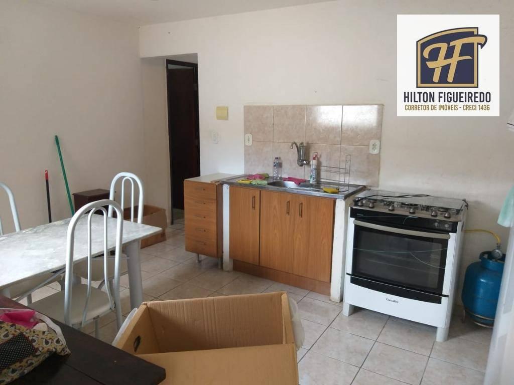 Casa com 3 dormitórios à venda, 10x20 m² por R$ 320.000 - Bancários - João Pessoa/PB Aceita financiamento