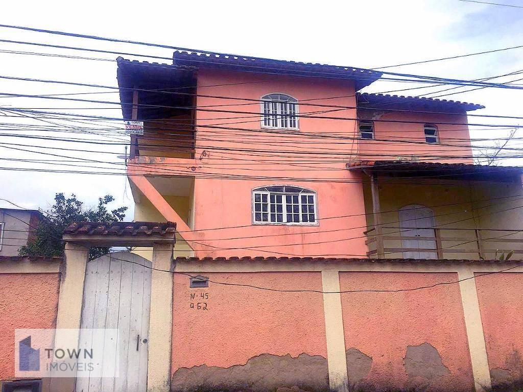 Casa à venda, 200 m² por R$ 380.000,00 - Serra Grande - Niterói/RJ