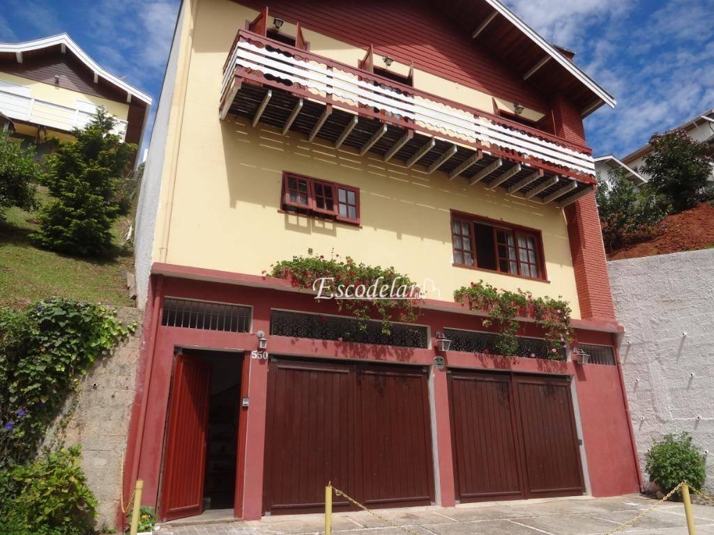 Casa à venda, 220 m² por R$ 419.000,00 - Toriba - Campos do Jordão/SP