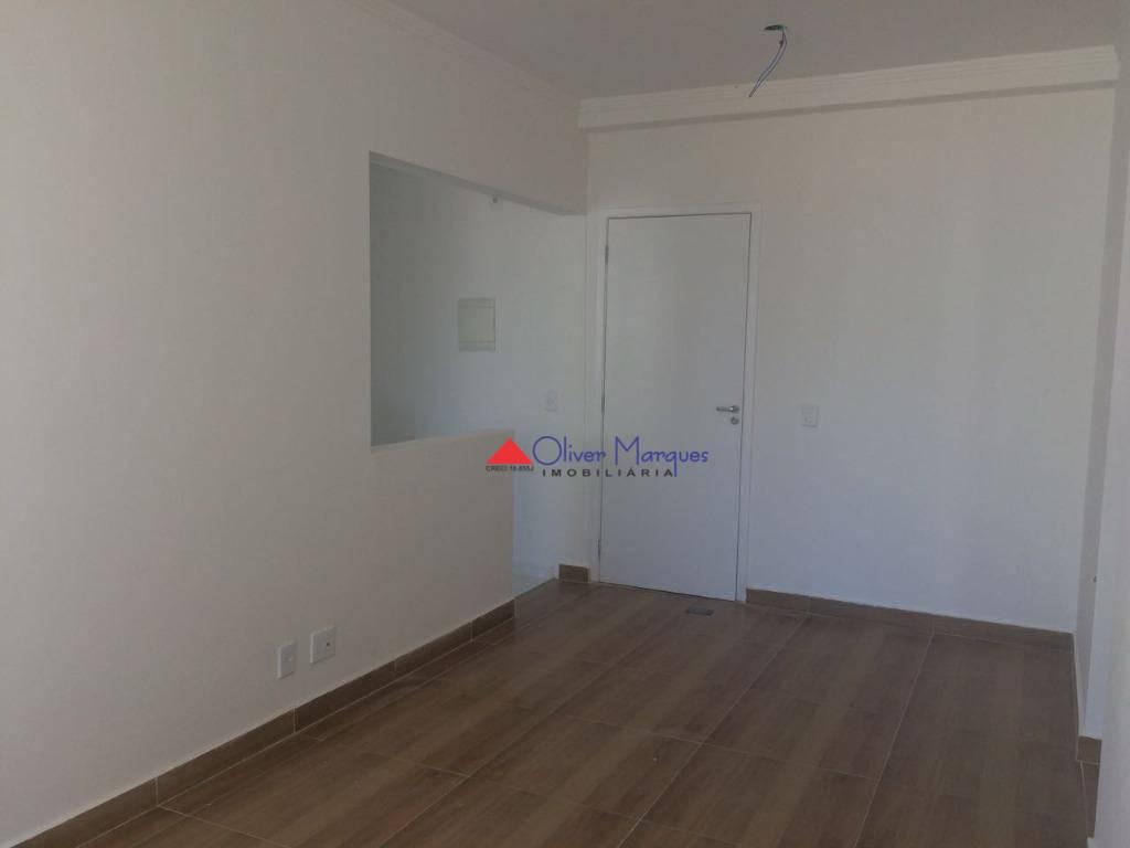 Apartamento com 2 dormitórios à venda, 53 m² por R$ 255.000,00 - Barueri - Barueri/SP