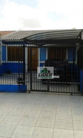 Casa em Canoas, bairro Ozanan