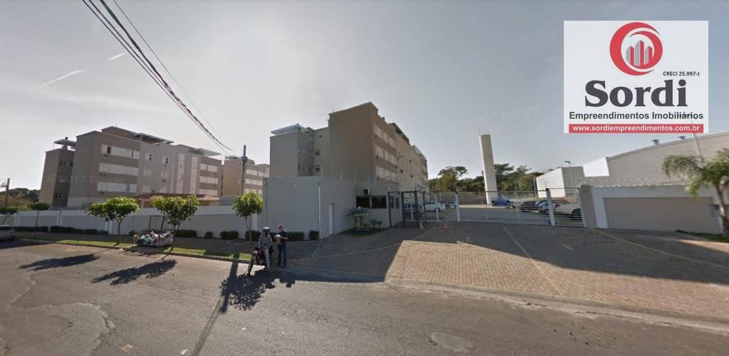 Apartamento Duplex residencial à venda, Parque dos Lagos, Ribeirão Preto.