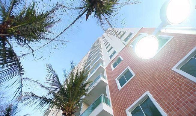 Apartamento com 2 quartos à venda, 54 m², área de lazer, financia - Parangaba - Fortaleza/CE