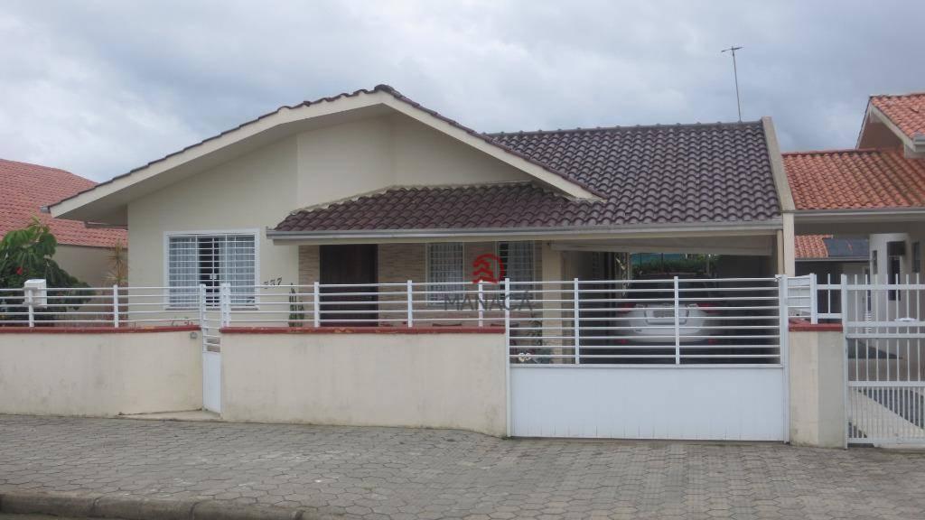 Casa residencial à venda, Jardim Icarai, Barra Velha.