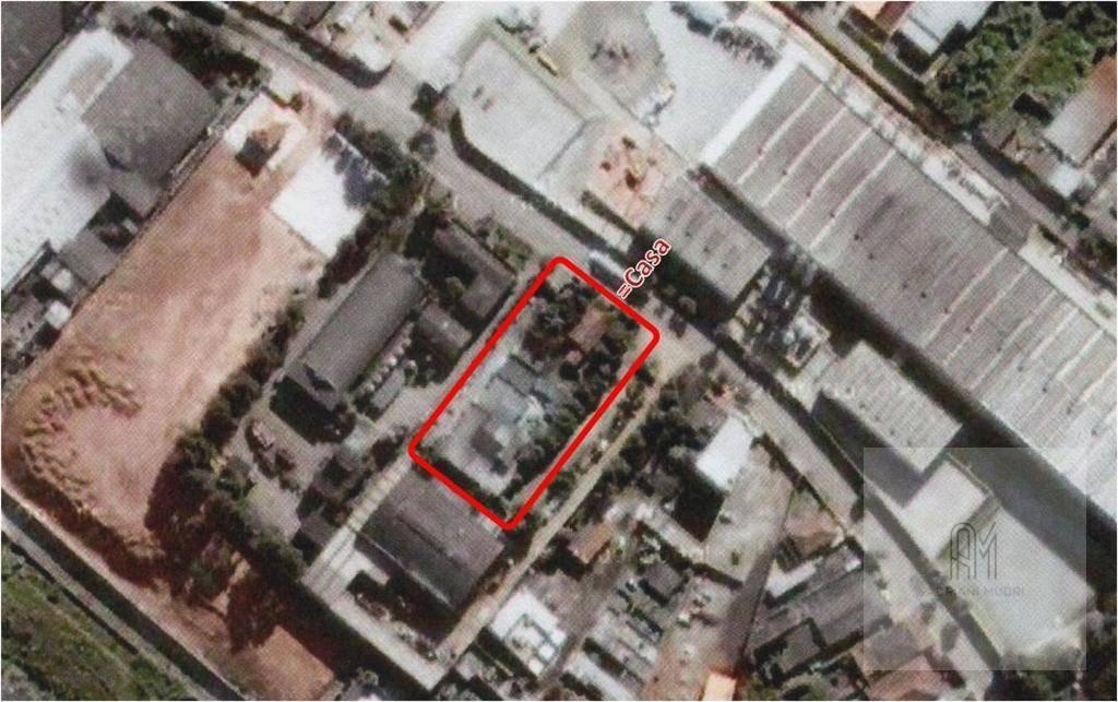 Área industrial à venda, Batistini, São Bernardo do Campo.