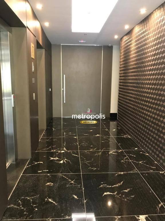 Sala à venda, 42 m² por R$ 450.000,00 - Vila Guiomar - Santo André/SP