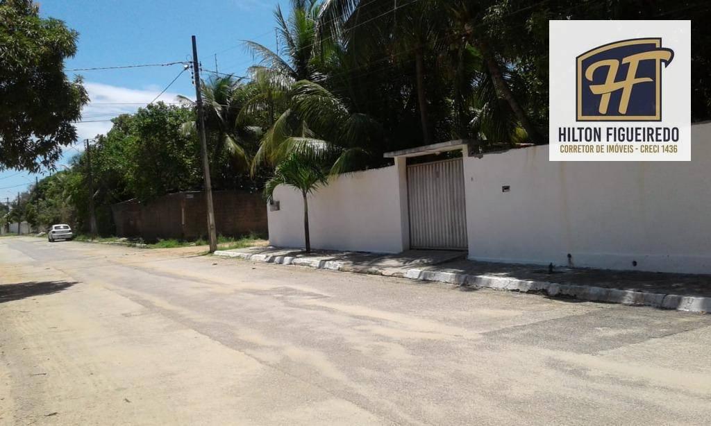 Terreno à venda, 1239 m² por R$ 1.700.000 - Altiplano Cabo Branco - João Pessoa/PB