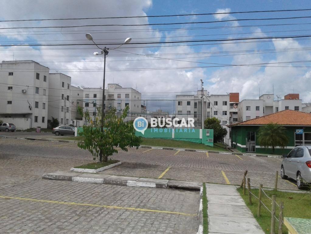 Apartamento residencial à venda, Pedra do Descanso, Feira de Santana.