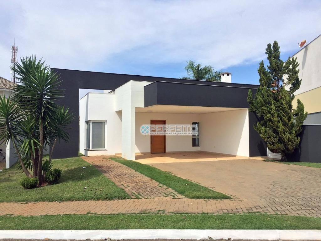 Casa para alugar no Sun Lake em Londrina com 3 dormitórios, 150 m² por R$ 3.600,00/mês