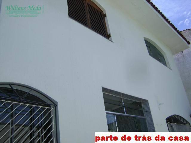 Sobrado residencial para venda e locação, Jardim Maria Helena, Guarulhos - SO0737.