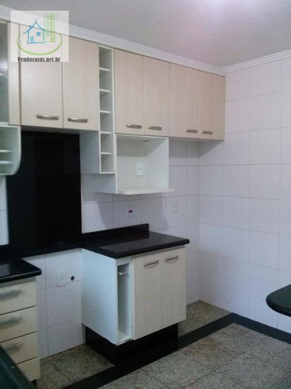 Sobrado de 3 dormitórios à venda em Vila Santa Catarina, São Paulo - SP