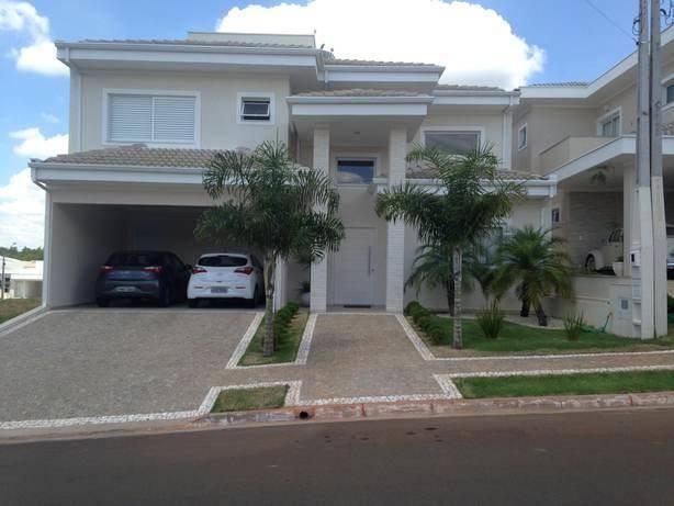 Casa 4 Dorm, Condomínio Vila Franca, Paulinia (CA1563)