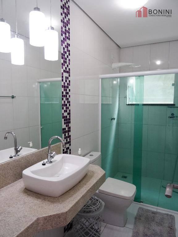 Casa 4 Dorm, Parque Nova Carioba, Americana (SO0104) - Foto 16