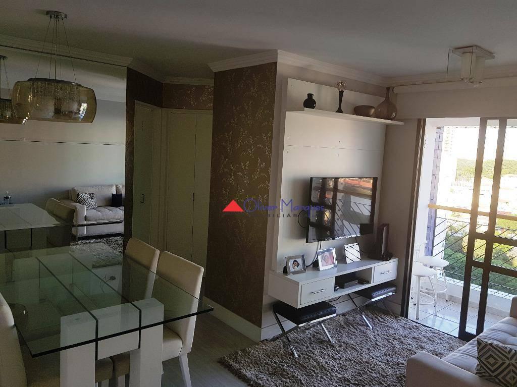 Apartamento com 2 dormitórios à venda, 49 m² por R$ 245.000 - Centro - Osasco/SP